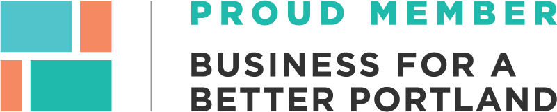 Proud member of Business for a Better Portland